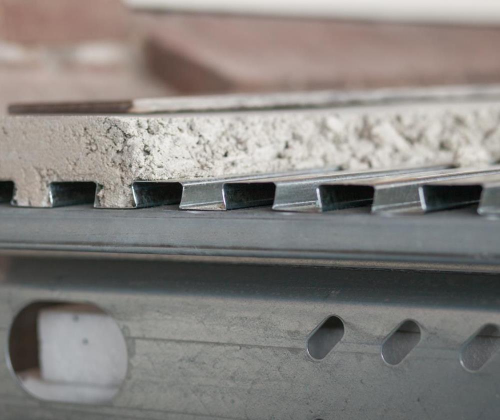 Onwijs Tegelvloer op een houten vloer | Duofor VE-44