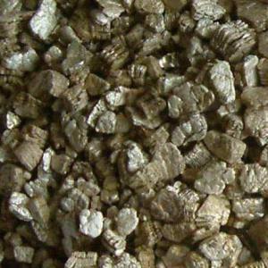 Vermiculiet isolatie materiaal